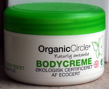 Organic Circle Bodycreme - fedtprocent 20%