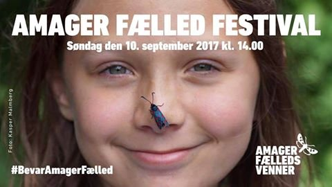Demo for fredning af Amager Fælled 10. september 2017